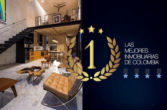 las mejores inmobiliarias de colombia